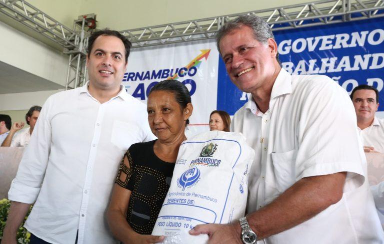 Pernambuco em Ação destina R$ 123 milhões para projetos de alto impacto social
