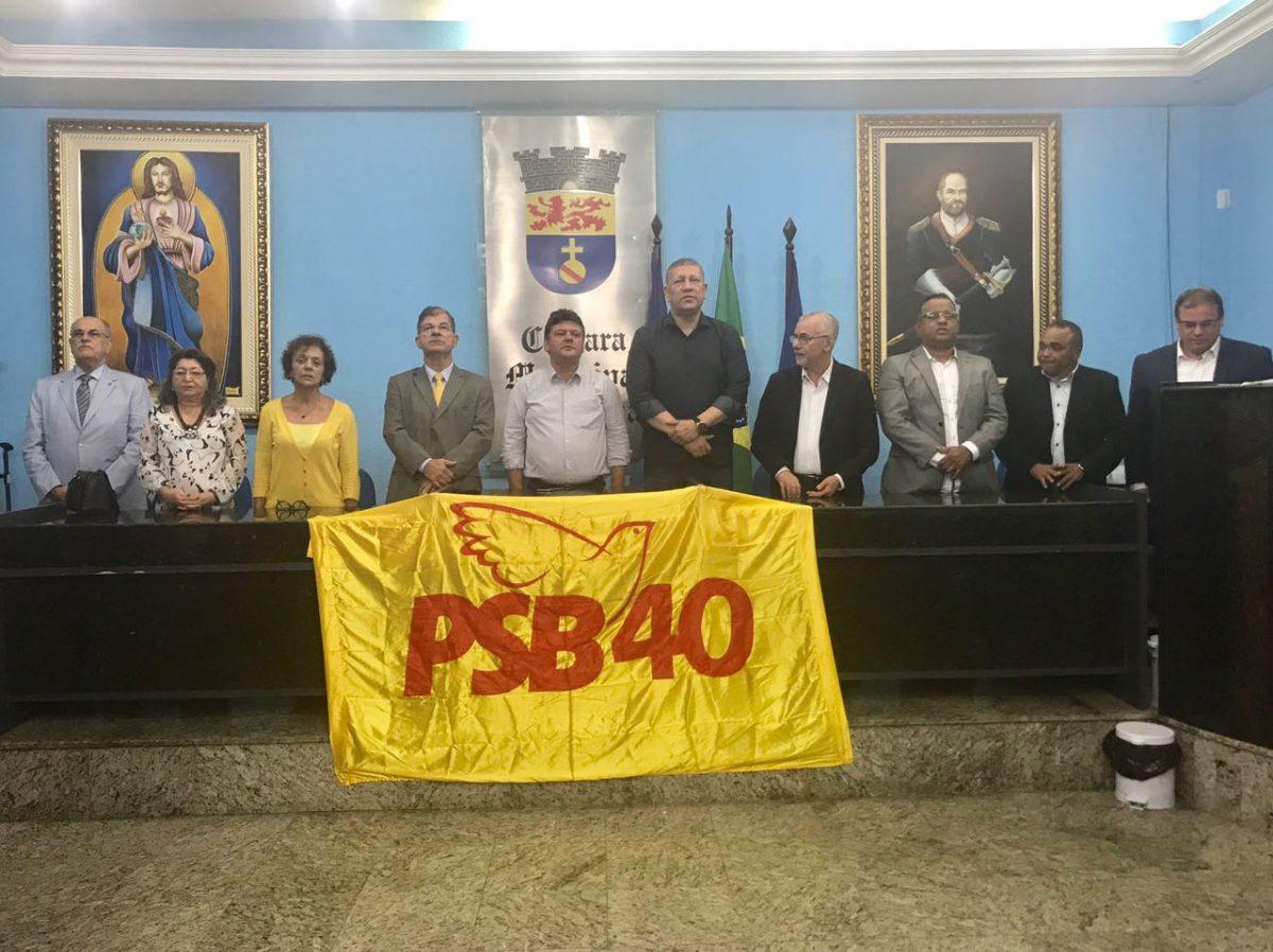 Nova executiva do PSB de Olinda é empossada