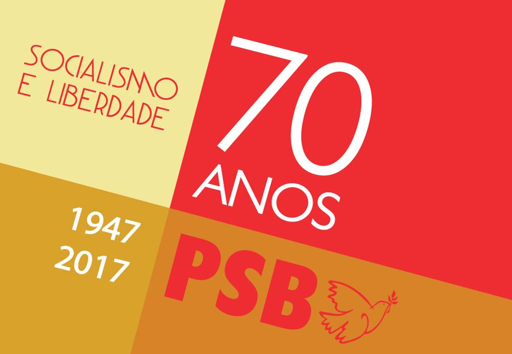 Deputada Laura Gomes propõe homenagem aos 70 anos do PSB