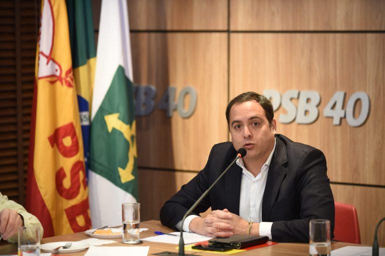 Em nome dos governadores do NE, Paulo Câmara envia carta a Temer contra privatização da Eletrobras