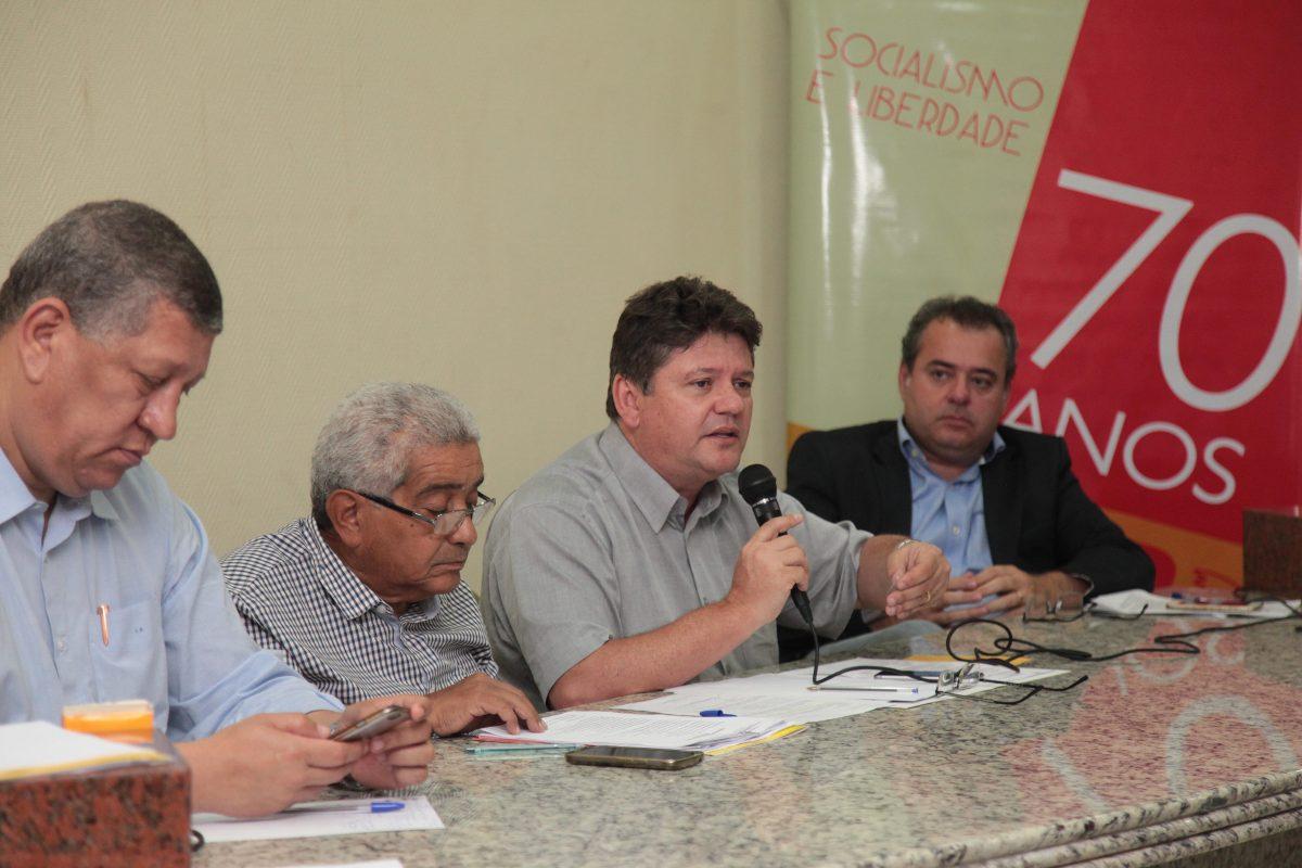Executiva Estadual aprova indicação dos deputados Gonzaga Patriota e Lucas Ramos para PSB de Petrolina