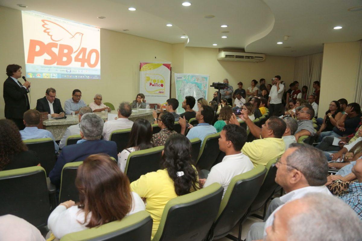 PSB de Pernambuco debate privatização da Chesf