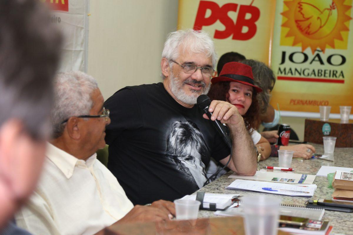 """Acilino Ribeiro: """"Vamos transformar o PSB no maior partido de massa desse País"""""""