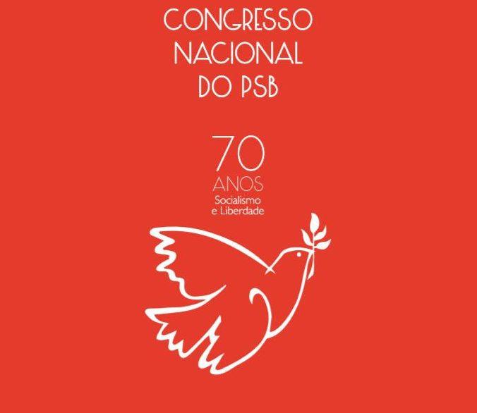 PSB realiza XIV Congresso Nacional em Brasília