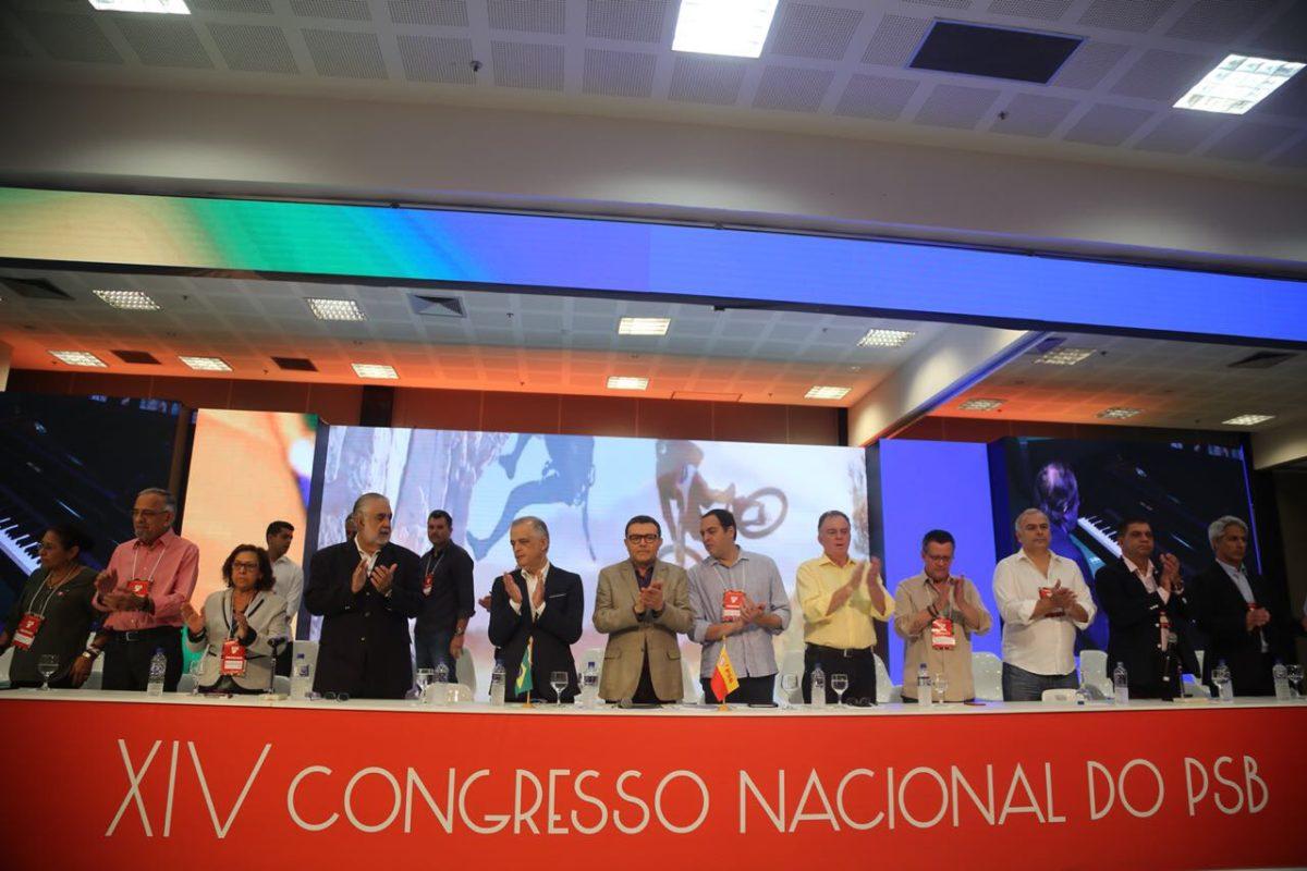 Por unanimidade, PSB elege novo Diretório e Executiva Nacional