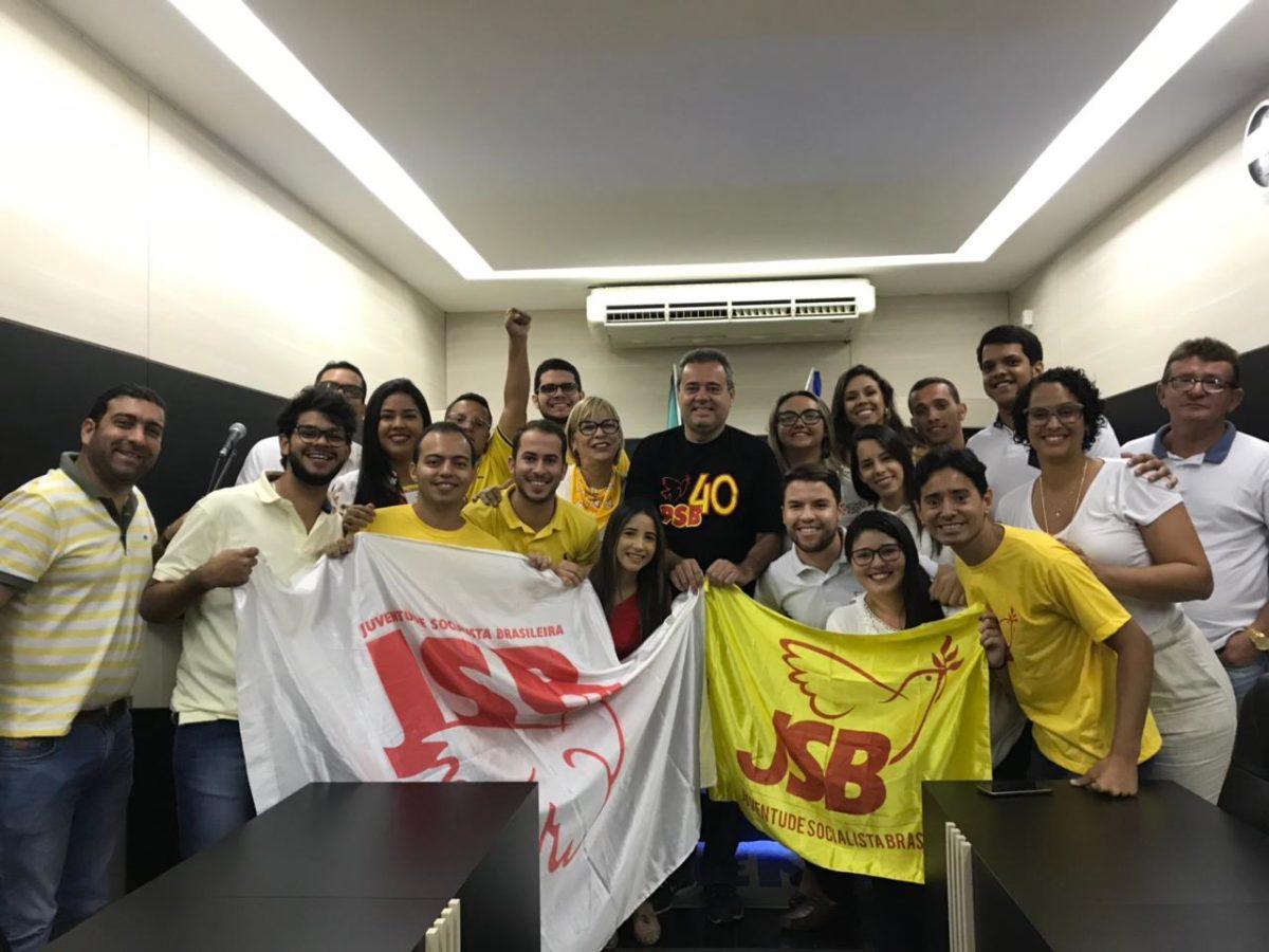 Juventude do PSB reúne militantes em Surubim para defender legado do partido