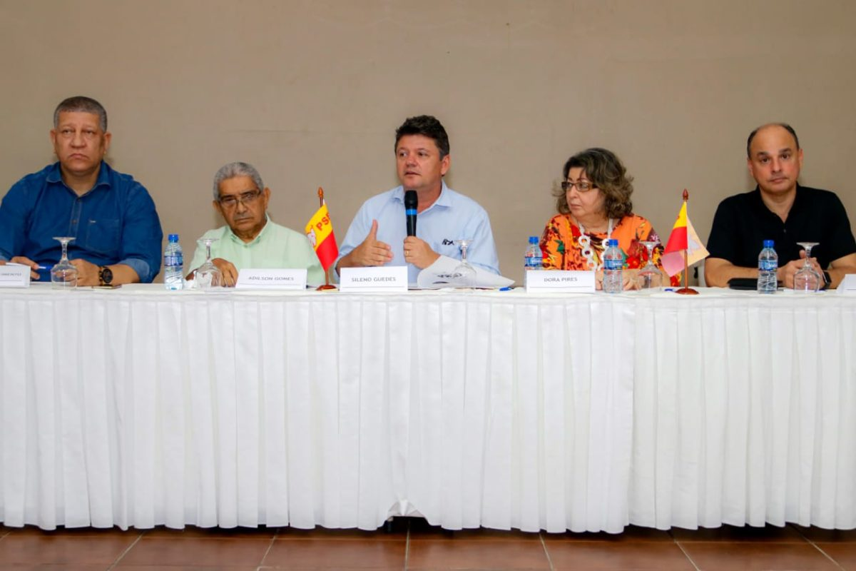 Estadual do PSB avalia atuação do partido em 2018 e traça planejamento para próximo ano
