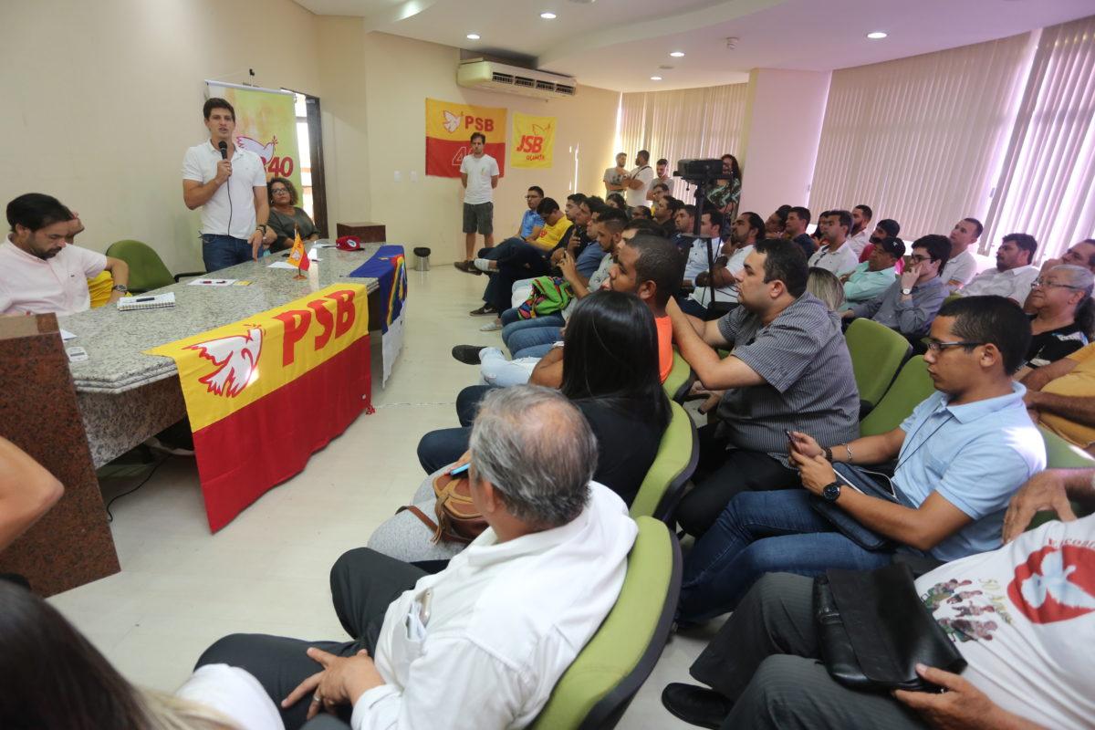 PSB de Pernambuco debate impacto dos cortes da educação para a Juventude