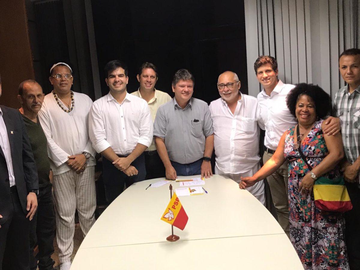 PSB filia novas lideranças no Recife