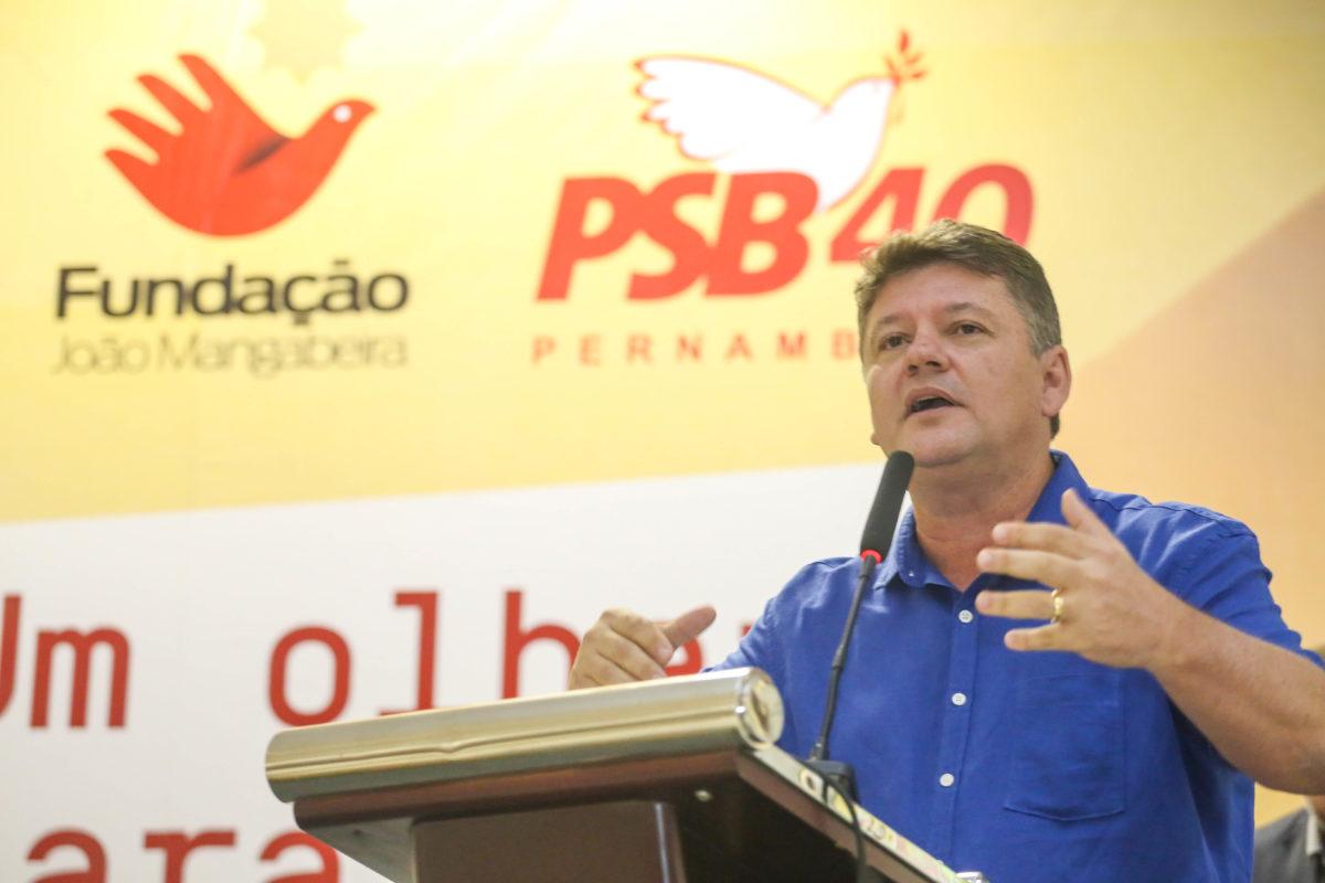 PSB de Pernambuco realiza encontro virtual com pré-candidatos majoritários