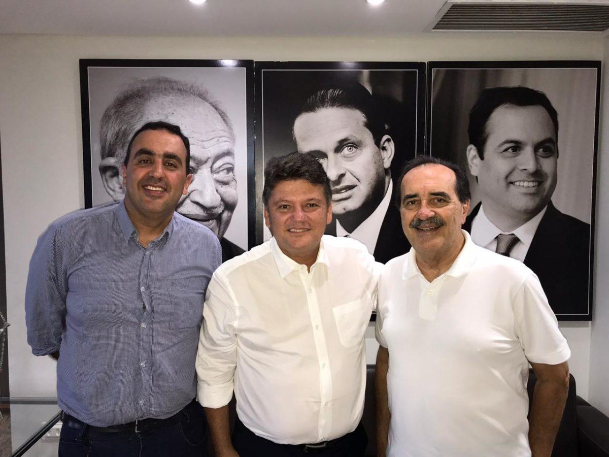 Vereador Marcelo Gomes assume presidência do PSB de Caruaru