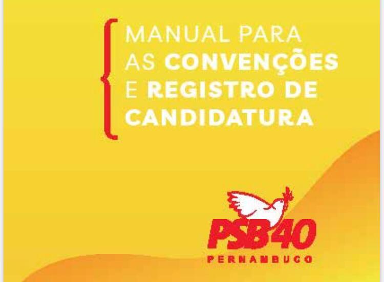 ELEIÇÕES 2020 – Cartilha com orientações sobre convenções e registro de candidatura